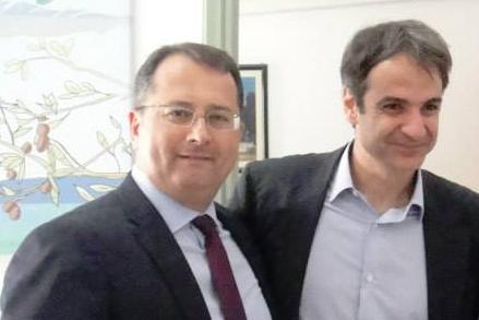 Γιώργος - Μητσοτάκης